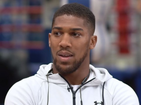 Anthony Joshua breaks silence over sparring KO rumour before Andy Ruiz Jr defeat