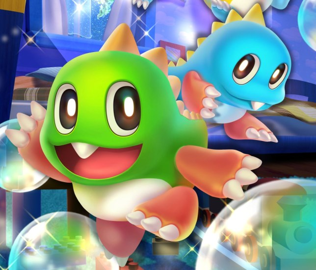 Bubble Bobble 4 Friends - at least they're getting work again