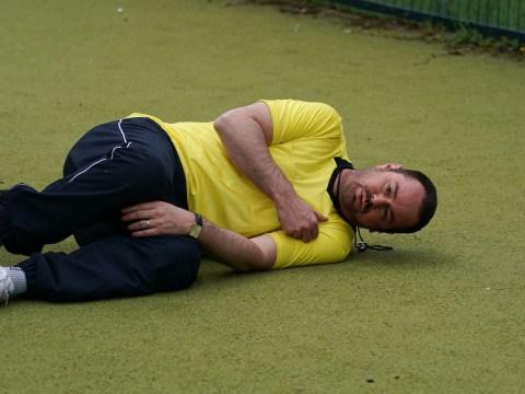 EastEnders spoilers: Horrific scenes as Mick Carter dies from a heart attack?