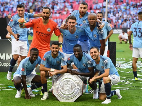 What do the Community Shield winners get and where does the money go to?