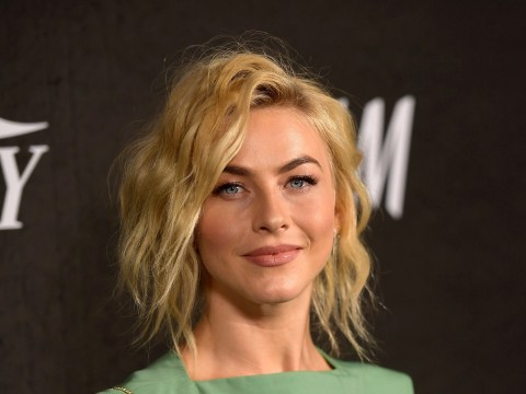 Julianne Hough addresses reaction to decision to come out as 'not just straight'