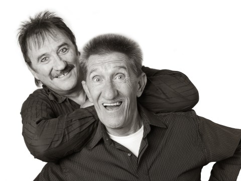 Paul Chuckle 'heartbroken' as he remembers Barry on year anniversary of brother's death