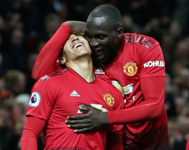Alexis Sanchez is on the verge of joining Romelu Lukaku at Inter from Manchester United