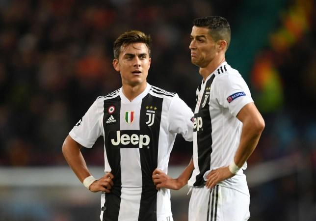 new products 8f1ec c6e2e What Cristiano Ronaldo told Paulo Dybala about Manchester ...