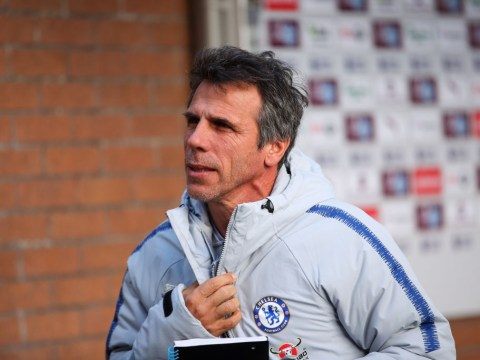 Gianfranco Zola questions Chelsea over decision to sell 'leader' David Luiz to Arsenal
