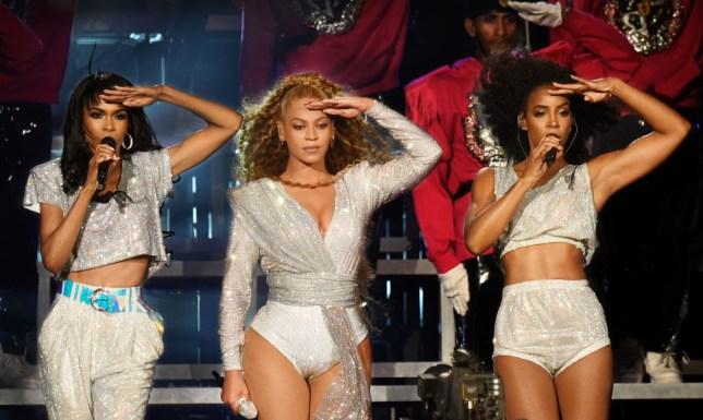 Destiny's Child at Coachella