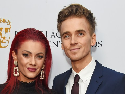 Strictly professional Dianne Buswell calls boyfriend Joe Sugg 'the one'