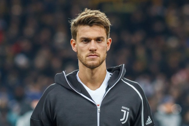 JUventus centre-back Daniele Rugani has agreed a deal to join Arsenal
