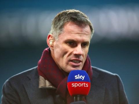 Jamie Carragher makes Premier League title and top four predictions