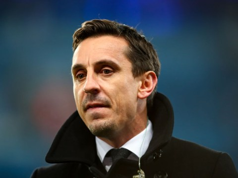 Gary Neville lays into 'terrible' Sokratis Papastathopoulos for mistake against Tottenham