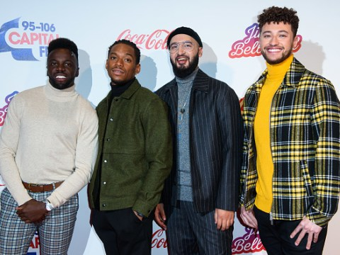 X Factor winners Rak-Su 'dropped by record label' after poor sales