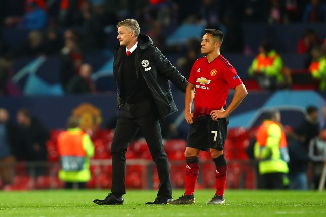 Ole Gunnar Solskjaer is supposed to have told Alexis Sanchez that he would not play in the Premier League