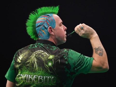 Peter Wright hits monstrous record average at Players Championship 29