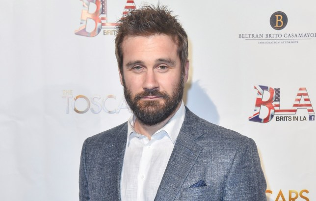Vikings star Clive Standen