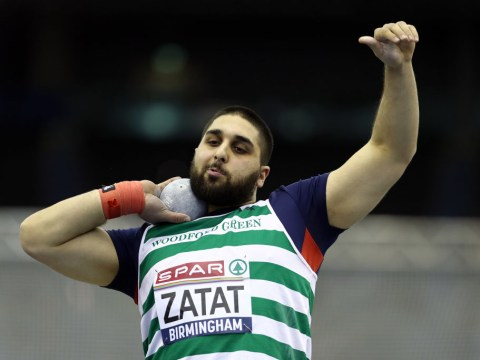 Great Britain disqualified from 4x400m relay after naming shot putter in squad by mistake