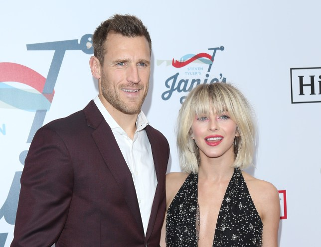 Julianne House and Brooks Laich