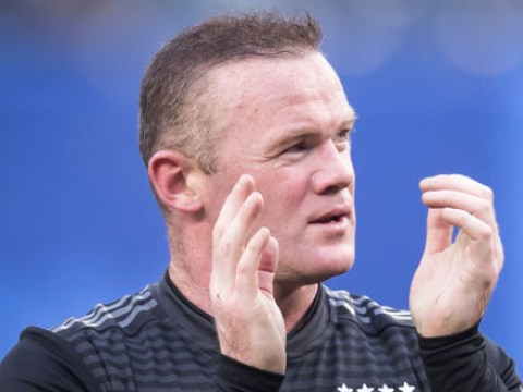 Wayne Rooney in line for sensational return to English football after player-coach talks with Derby County