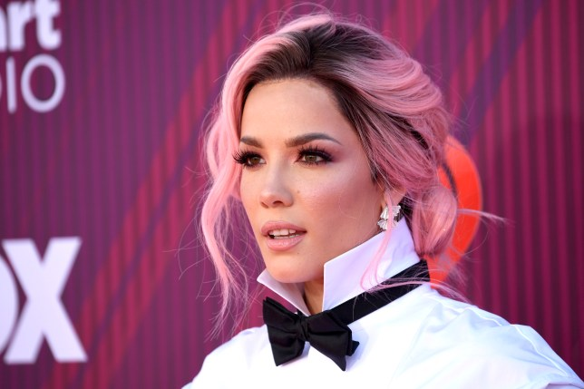 Halsey quits smoking after a decade admitting she 'lost friends forever'
