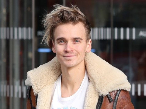 As an actor, I don't want to see Joe Sugg in Waitress