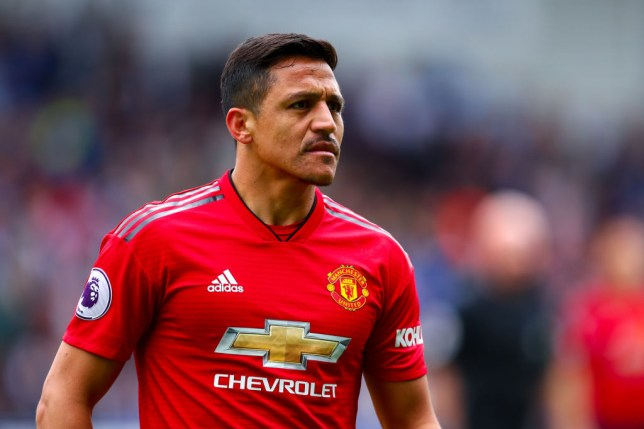 Alexis Sanchez is pushing for a move away from Manchester United