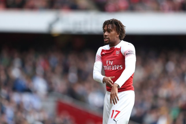 Everton completed the transfer deadline day signing of Alex Iwobi from Arsenal