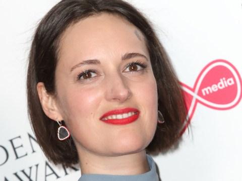 Bafta to name Phoebe Waller-Bridge British artist of the year at LA ceremony