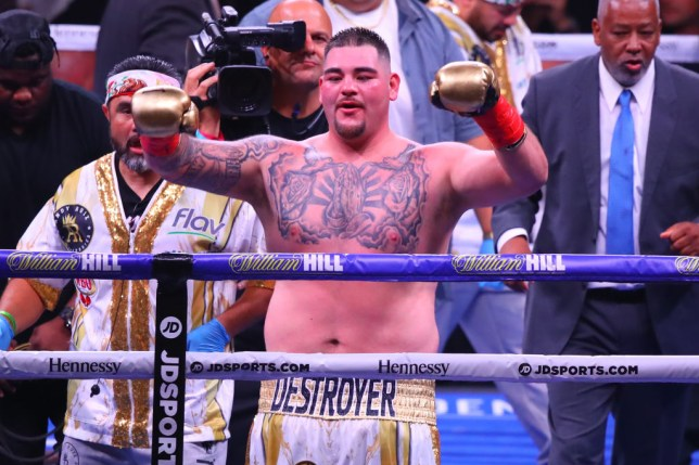 Andy Ruiz Jr is yet to comment on Anthony Joshua's recent fight announcement