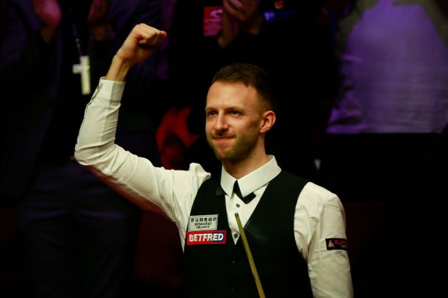 Judd Trump eyeing up another historic achievement after reclaiming world number one spot