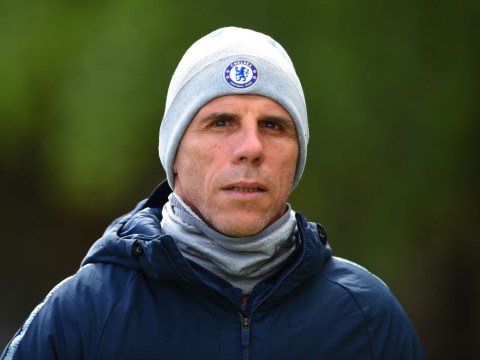 Gianfranco Zola predicts where Chelsea will finish in Premier League under Frank Lampard