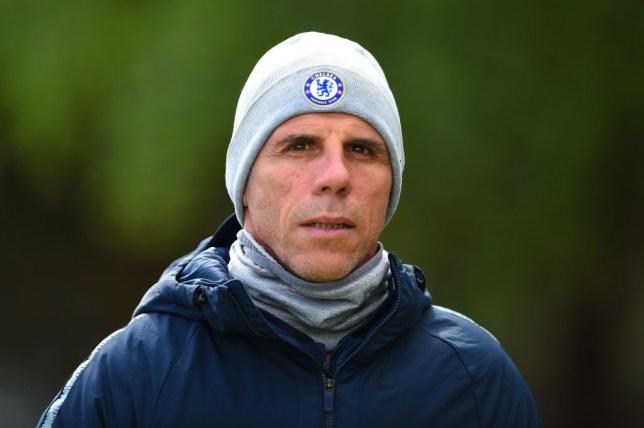 Gianfranco Zola has predicted where Chelsea will finish under Frank Lampard
