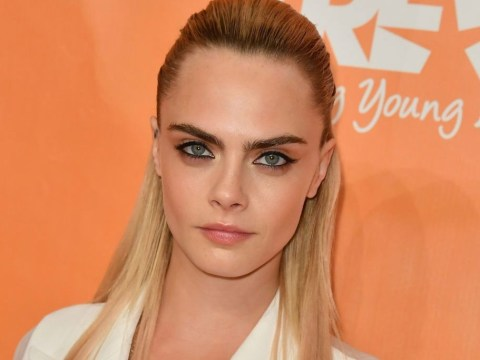 Cara Delevingne's mum told her Father Christmas wasn't real in their first sex chat
