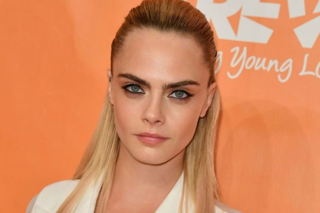 Cara Delevingne's sex talk with mum (Photo: ANGELA WEISS/AFP/Getty Images)