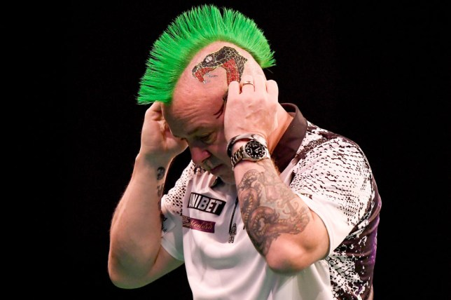 Brisbane Darts Masters: Peter Wright and James Wade upset on opening day
