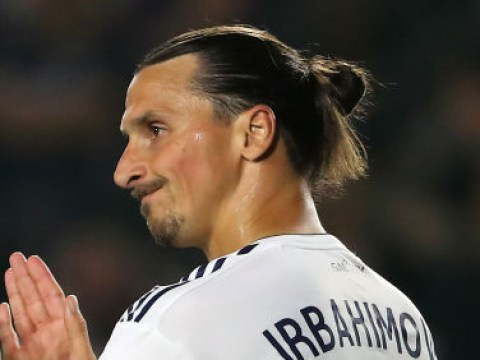 Zlatan Ibrahimovic issues come and get me plea to Manchester United after El Tráfico heroics