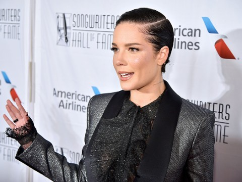 Halsey shuts down troll who blames Miley Cyrus and Liam Hemsworth split on bisexuality