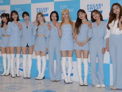 TWICE fans to see 'sweat, tears and emotion' behind K-Pop group's success in new YouTube show