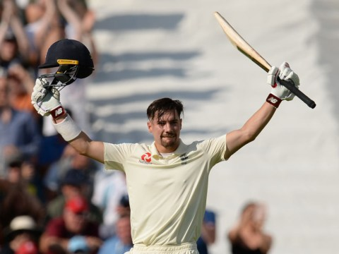 Rory Burns scores century as England boss first Ashes Test against Australia