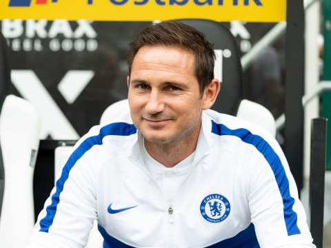 Why Frank Lampard banished David Luiz from Chelsea's first team training session