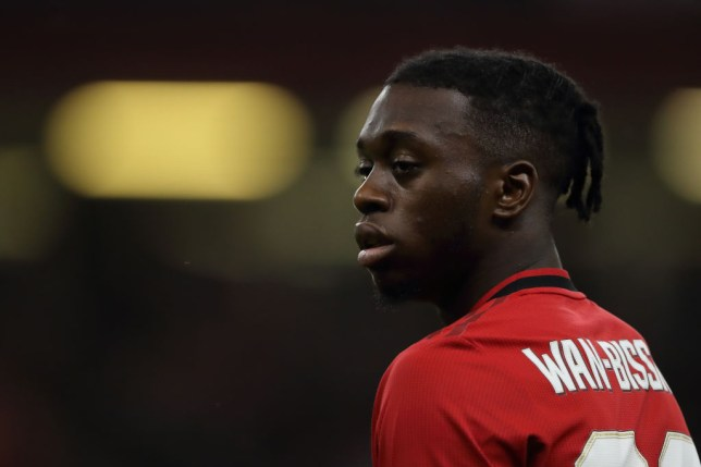 Aaron Wan-Bissaka sends warning to Manchester United squad ahead of Wolves clash