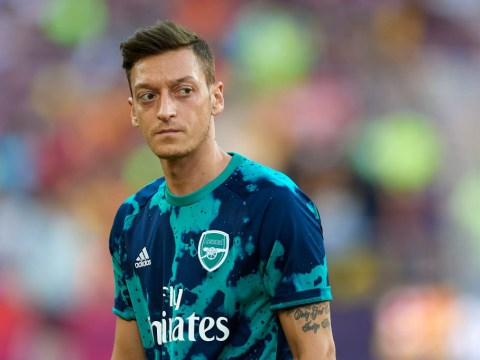 Unai Emery unsure when Mesut Ozil and Sead Kolasinac will return for Arsenal
