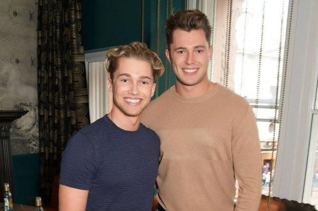 Love Island's Curtis Pritchard keen on joining brother AJ on Strictly Come Dancing and we need this to happen