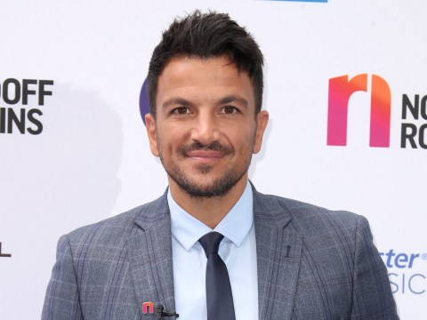 Peter Andre forced himself to sleep up to 18 hours a day after nerve wracking panic attacks