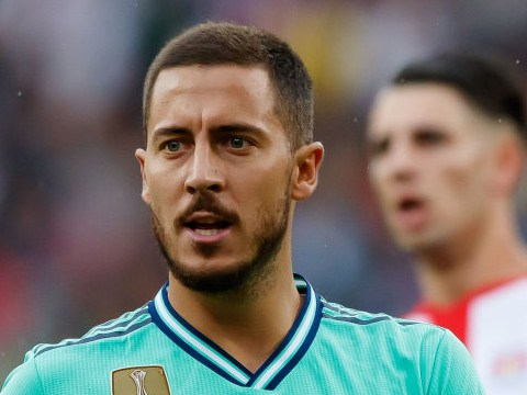 Frank Lampard admits it will be 'impossible' for Chelsea to replace Eden Hazard