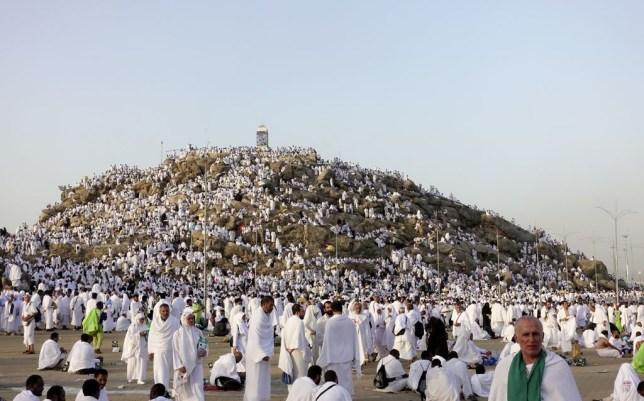 Hajj celebrations