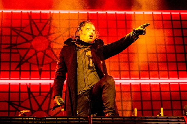 Slipknot knock Ed Sheeran off the top spot with first number one album in 18 years