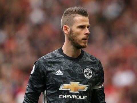 David de Gea doing extra training sessions as Ole Gunnar Solskjaer overhauls Man Utd style