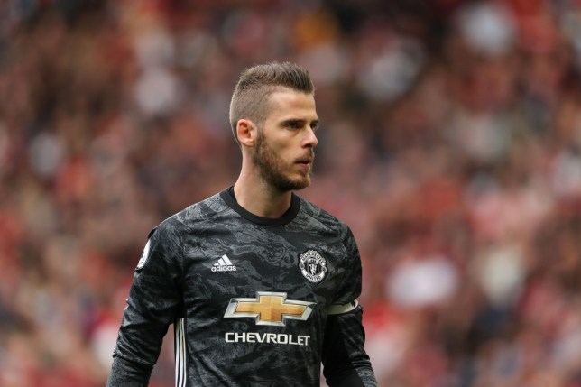 Solskjaer orders David de Gea to do extra training in major change to Man Utd style