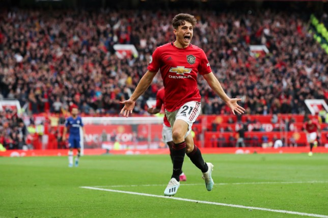Daniel James Admits It Was A Dream To Score On His