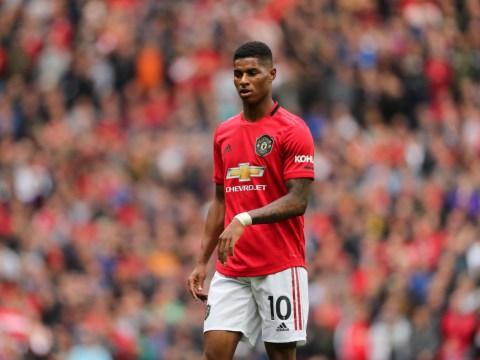 Paul Ince questions if Marcus Rashford can replace Romelu Lukaku and hit Solskjaer's goals target