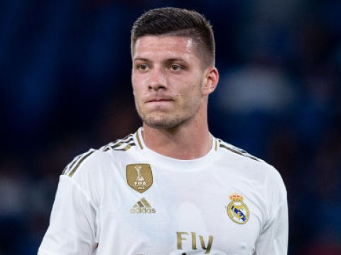 Luka Jovic denies reports he's already set to leave Real Madrid following £62m arrival